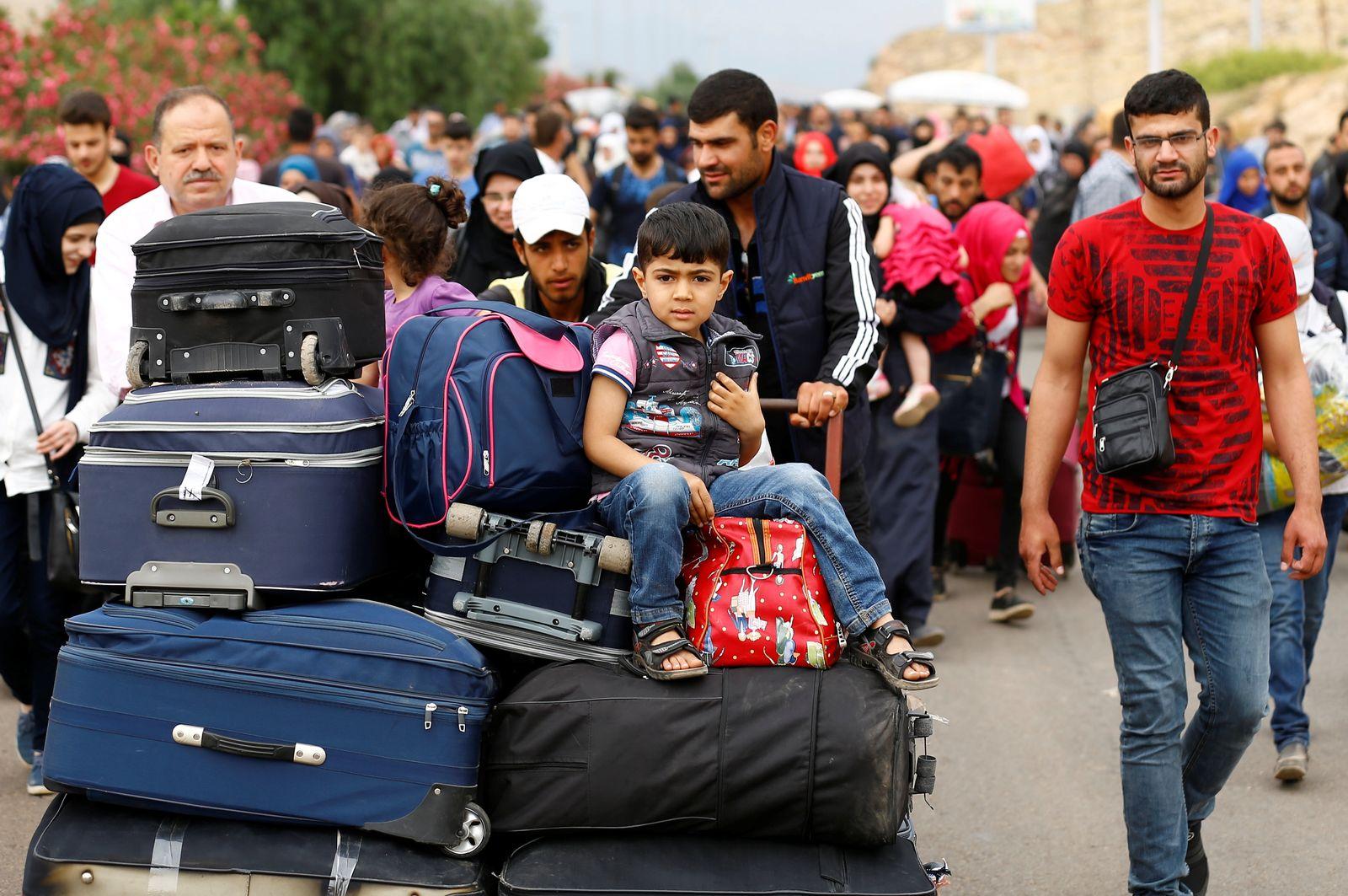 Syrer/ Rückkehr