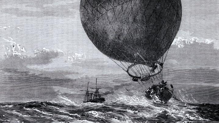 Mal eben Frankreich retten: Odyssee der »Ville d'Orléans«