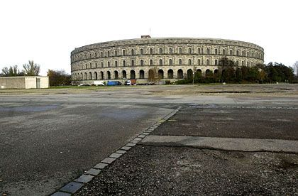 Part of the huge Congress Hall in Nuremberg is reopening as a concert venue.