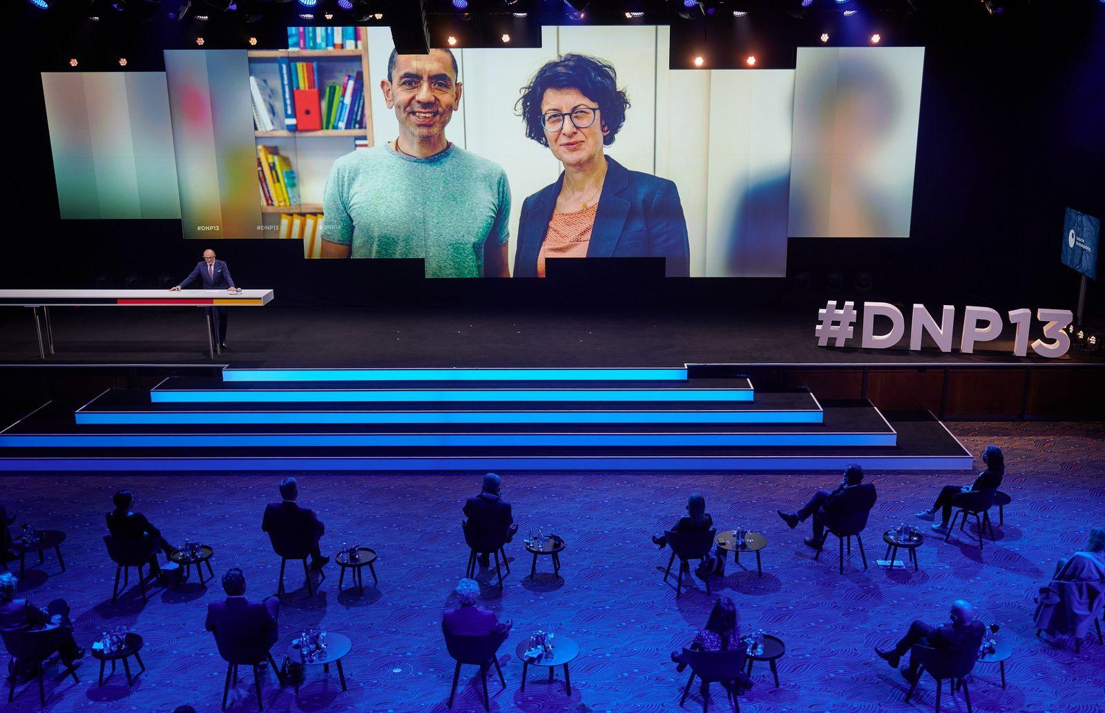 Verleihung 13. Deutscher Nachhaltigkeitspreis