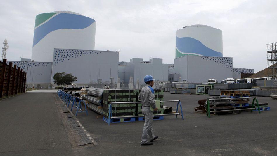 Atomkraftwerk Sendai in der Präfektur Kagoshima im Südwesten des Landes: Seit Fukushima-Gau abgeschaltet