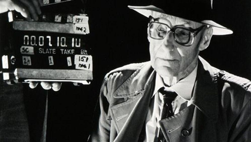 """Dokumentarfilm """"A Man Within"""": Dr. William und Mr. Burroughs"""
