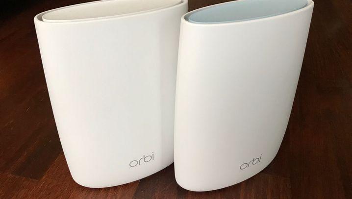 Netgear Orbi und Devolo Gigagate im Test: Mit diesen Boxen kommt Ihr WLAN weiter