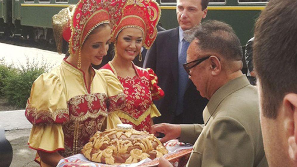 Kim Jong Il in Russland: Willkommen für den Diktator