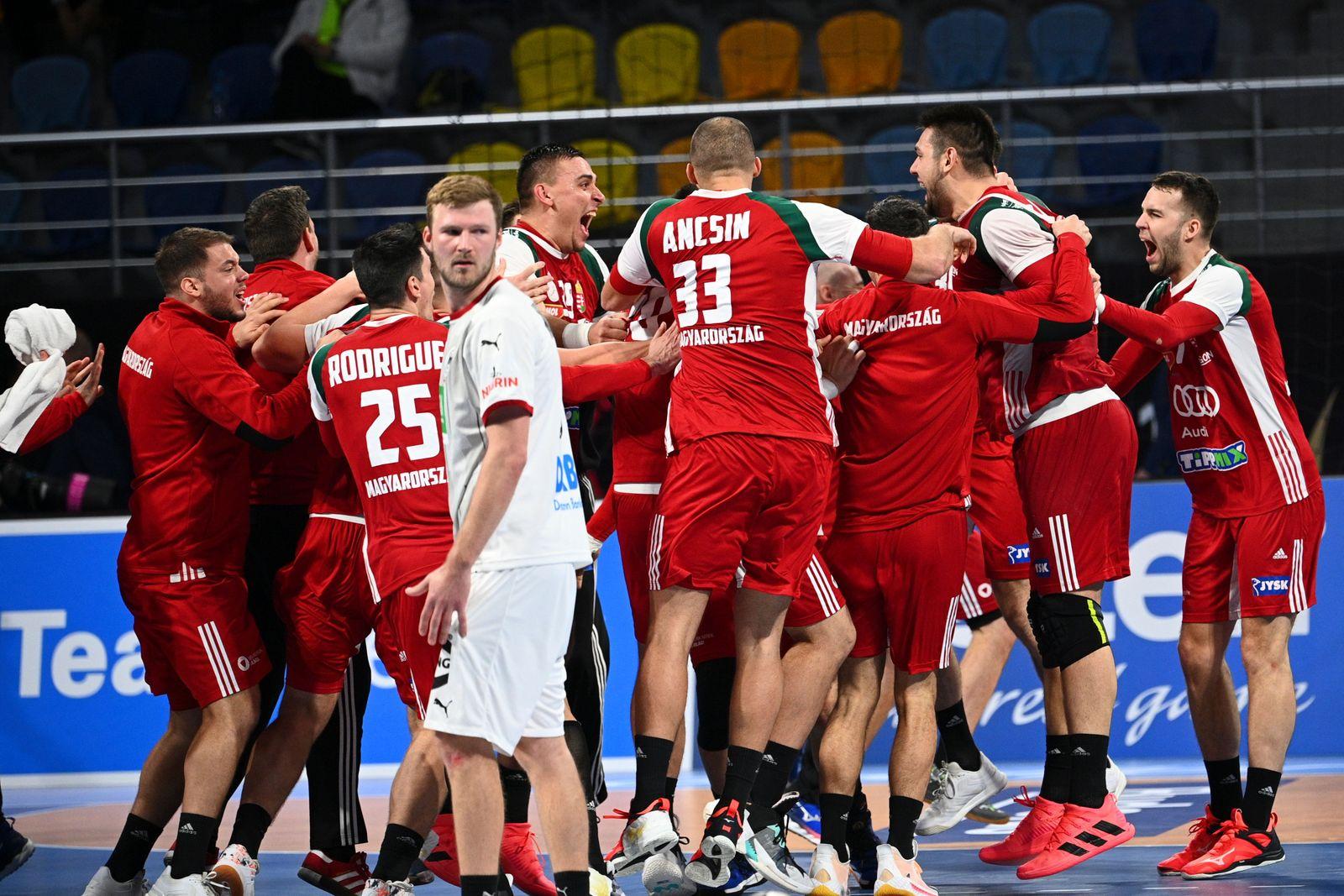 Men Handball World Championship 2021, Cairo, Egypt - 19 Jan 2021