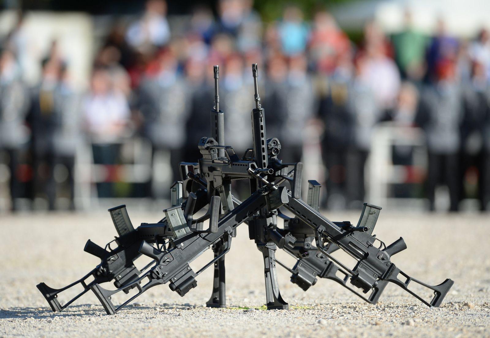 Sturmgewehr G36 Hecjker & Koch