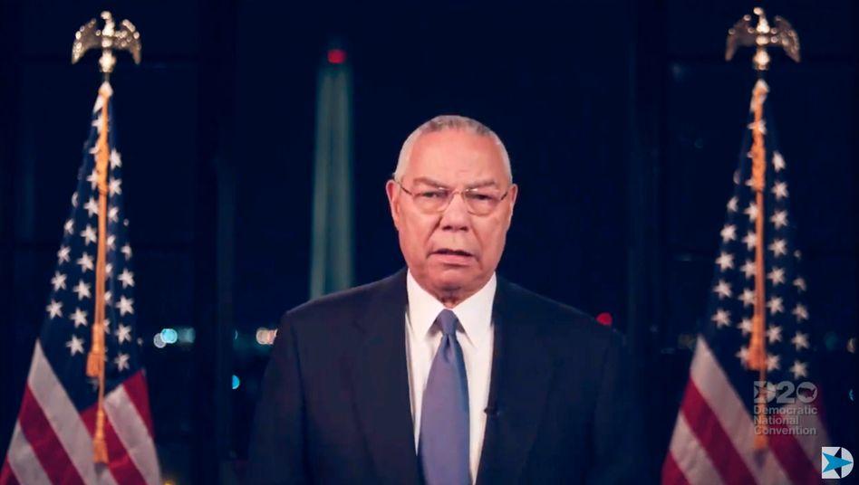 Colin Powell: »Ich kann mich nicht länger als Republikaner bezeichnen«