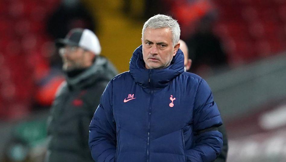 José Mourinho macht Liverpool zum Favoriten – und verliert
