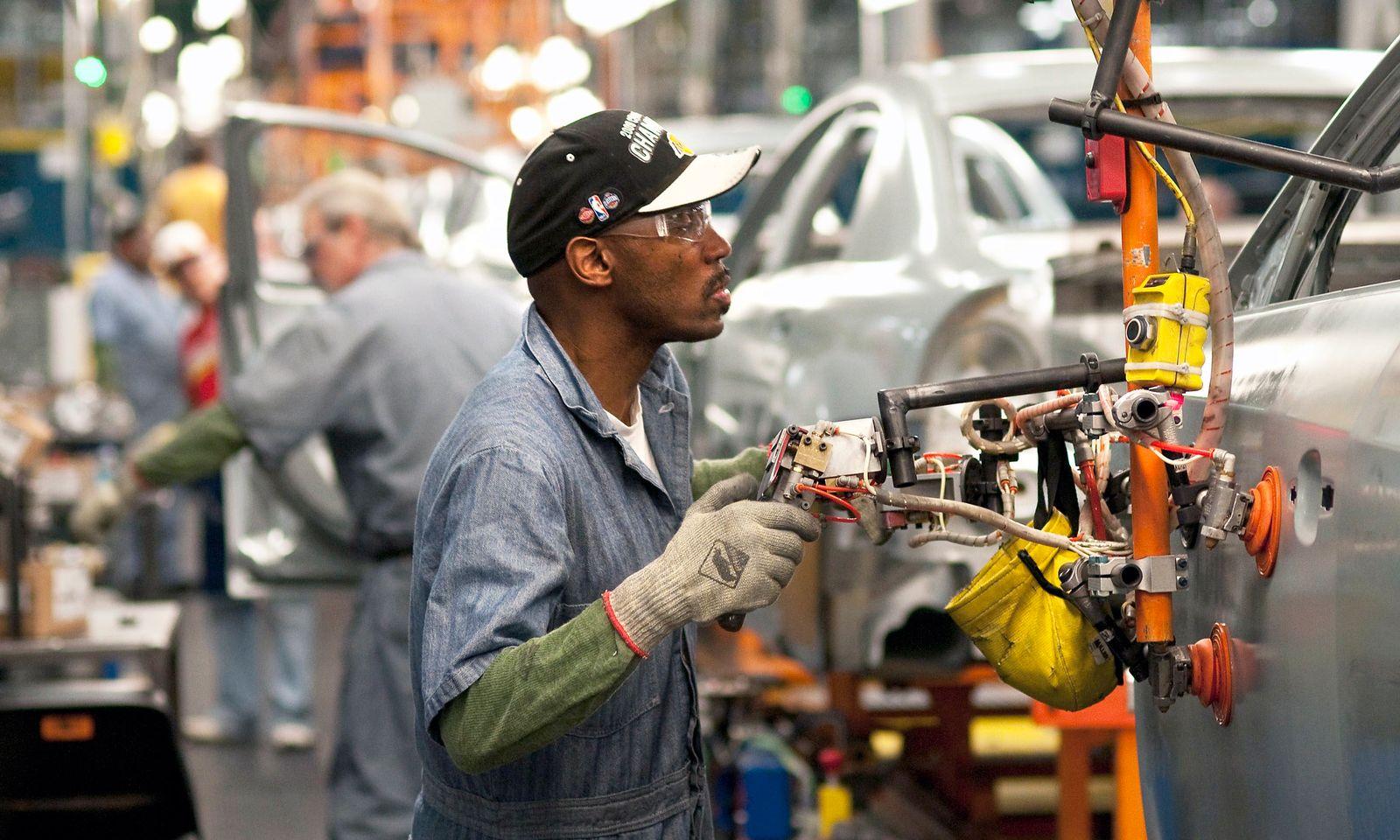 USA / Konjunktur / Auto-Industrie / Wirtschaft