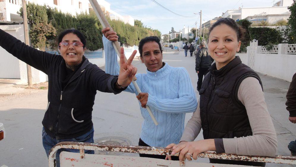 Tunesien: In den Villen des Ex-Diktatorenclans