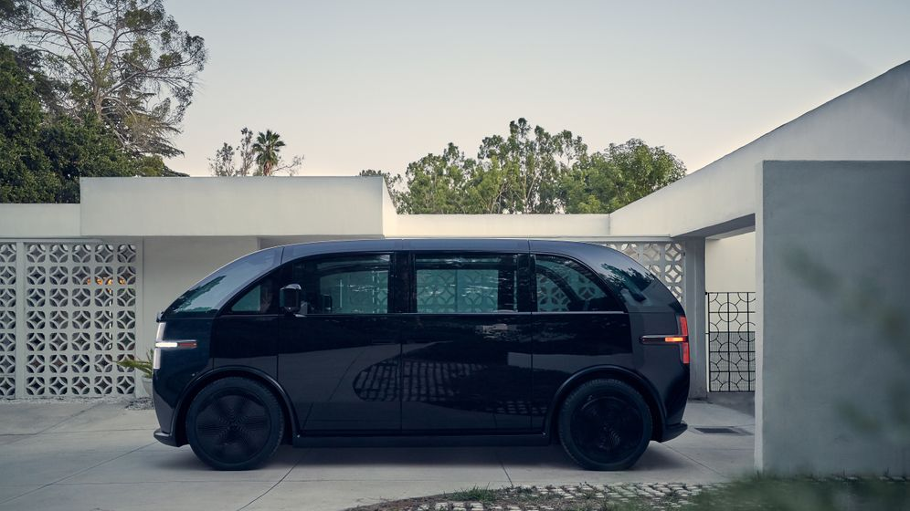 Kalifornisches Start-up Canoo: Elektro-Bulli mit BMW-Genen