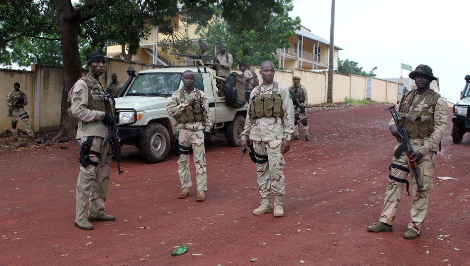 Soldaten in Mali: Rückkehr der Islamisten