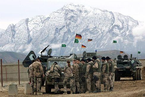 The Bundeswehr in Afghanistan