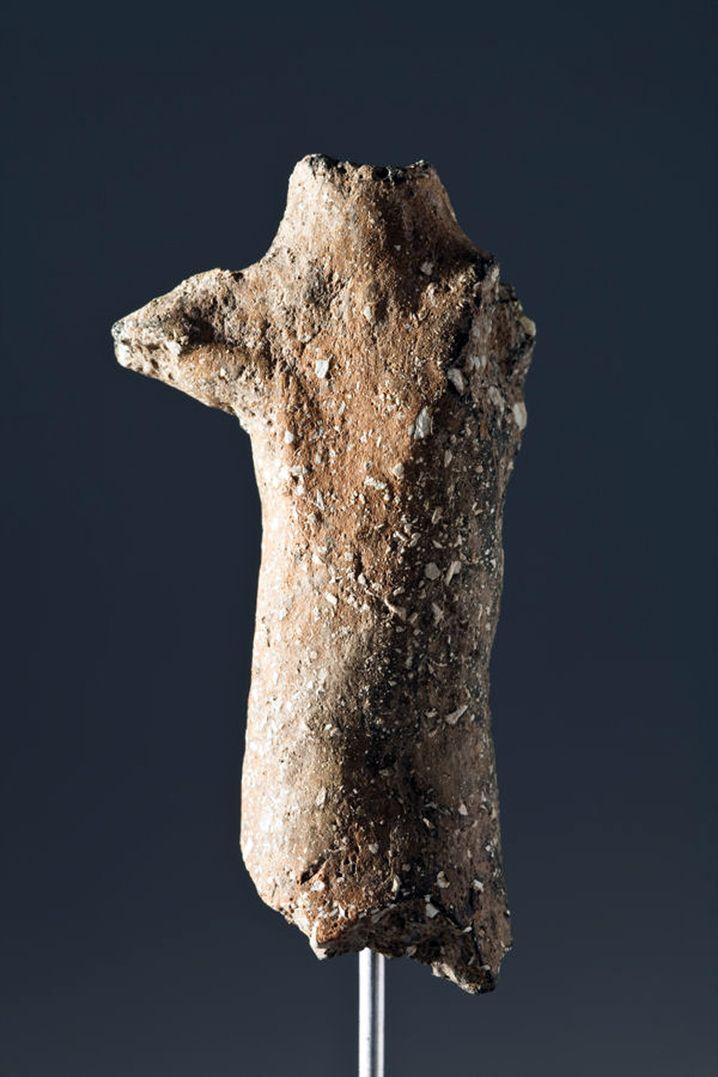 Figur aus der Jungsteinzeit: Verzauberter von Begues