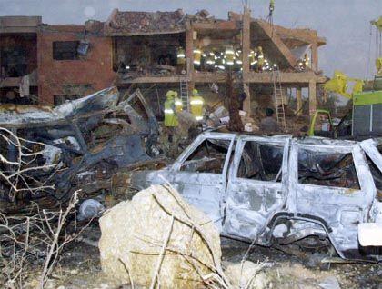 Riad nach den Anschlägen im Mai 2002: Zunehmendes Gefühl der Instabilität