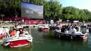 Filmgenuss auf dem Fluss