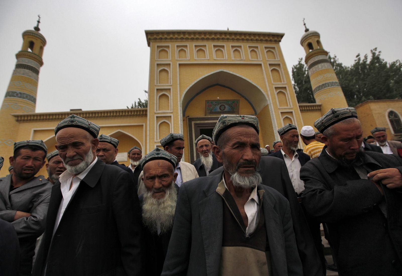 Konflikt zwischen Uiguren und Han-Chinesen
