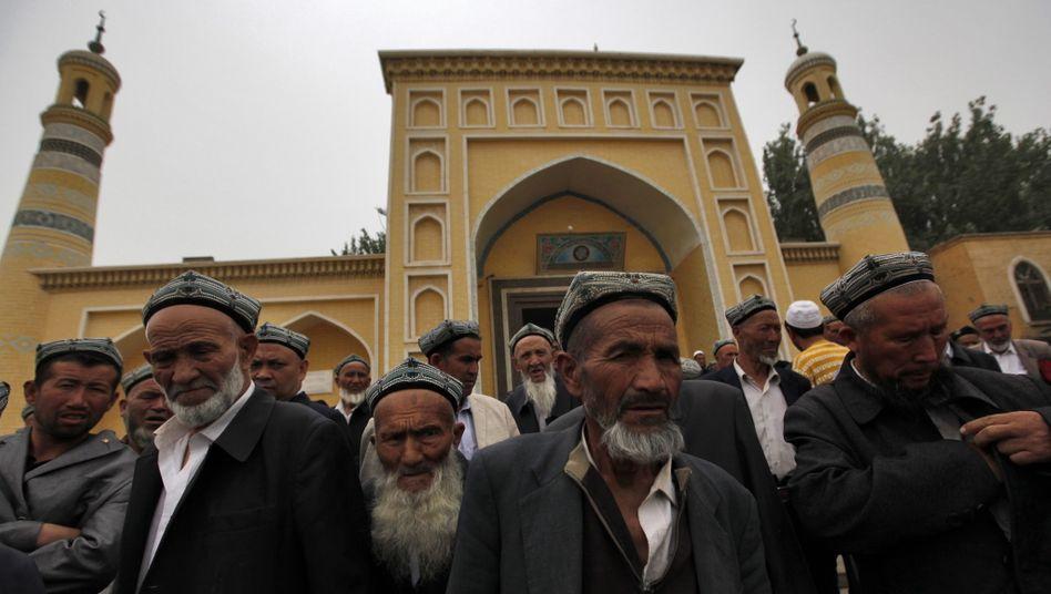 Uiguren in China: verfolgt und interniert