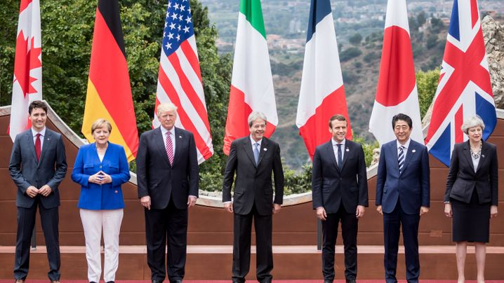 G7 in Kanada: Klub ohne Illusionen