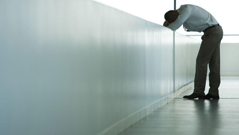 Unglücklich im Job: Großer Fehler, sich aufs Äußere und die anderen zu fixieren