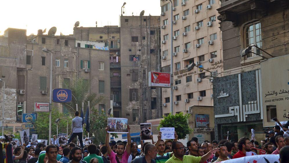 Präsidentenwahl in Ägypten: Jagd auf die Revolutionäre