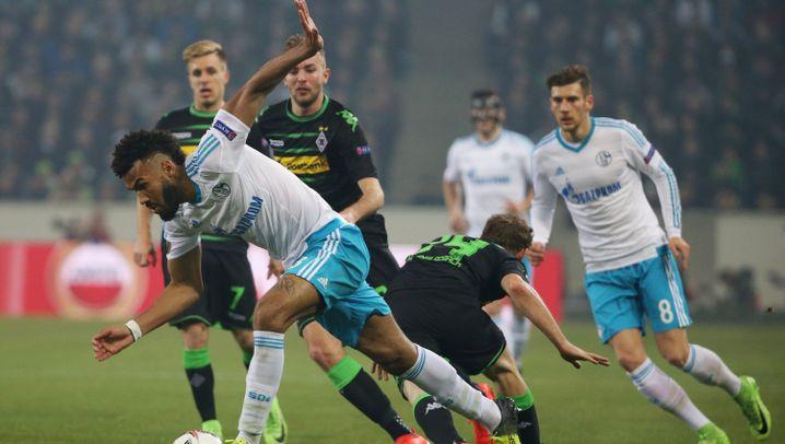 Schalke Gladbach Tore