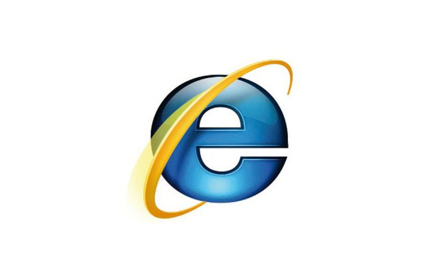 Logo Internet Explorer 8