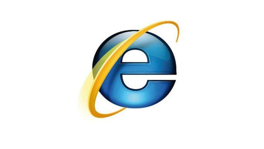 Internet Explorer (Logo): Finger Weg von Version 8