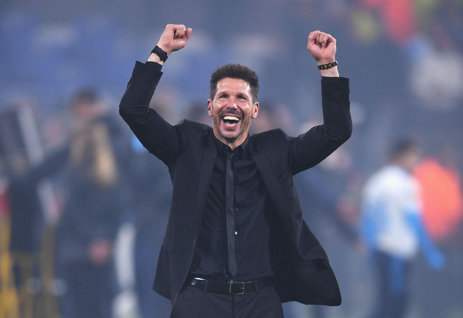 Diego Simeone steht bei Atlético Madrid vor dem nächsten Umbruch - DER  SPIEGEL
