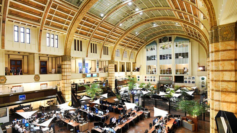 Börse in Amsterdam: Hier soll der neue Spac gehandelt werden
