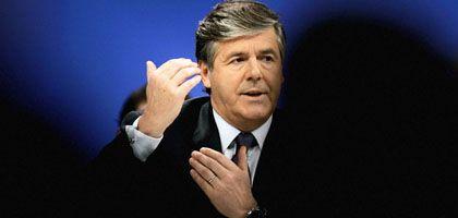 Bankenchef Ackermann: Gewinn in der Krise