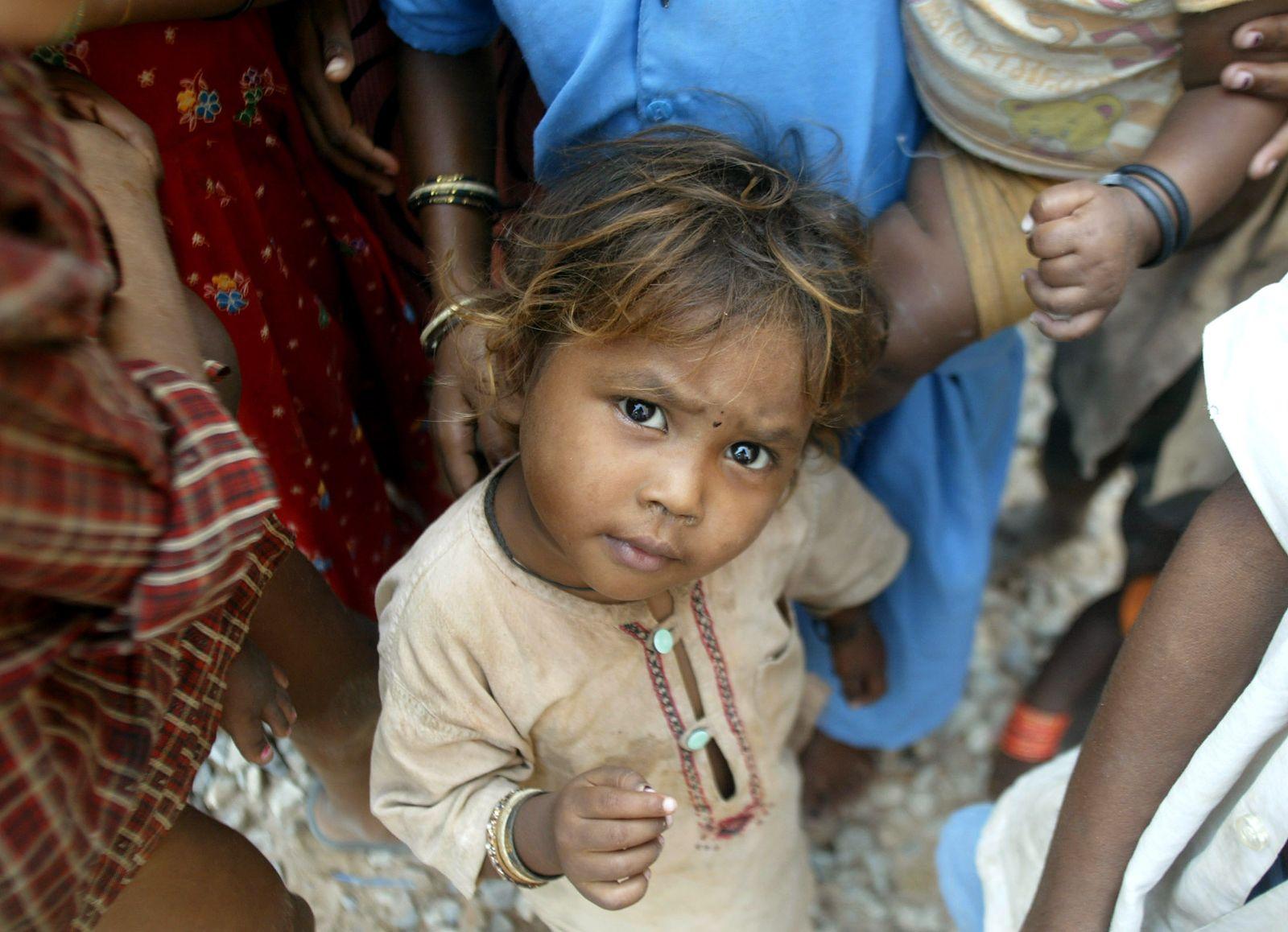 Indien / Unicef / Kinder