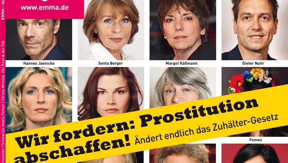"""""""Appell gegen Prostitution"""": 90 prominente Erstunterzeichner"""