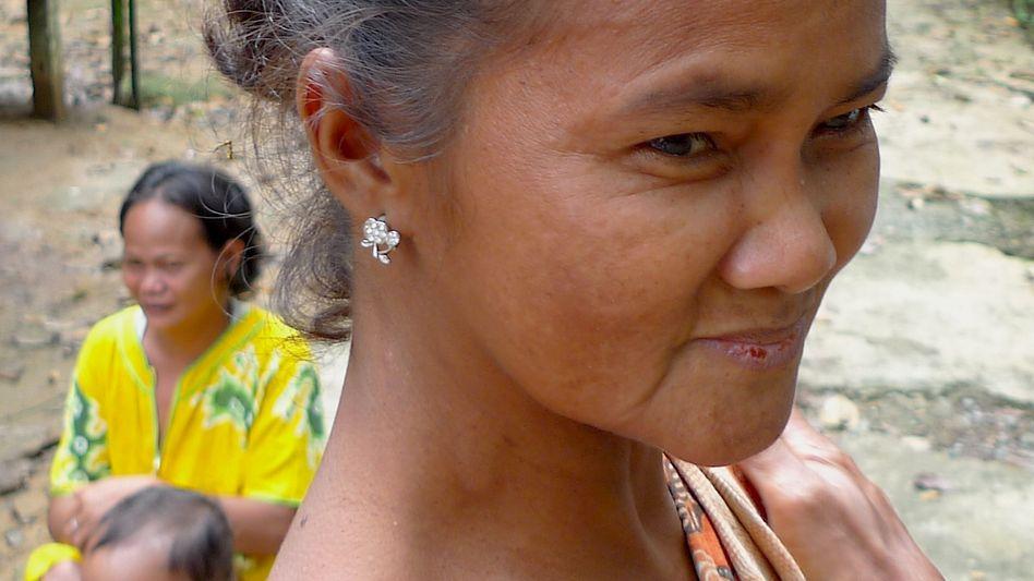 Indonesierin: Genanalyse verrät etwas über die madagassische Siedlungsgeschichte
