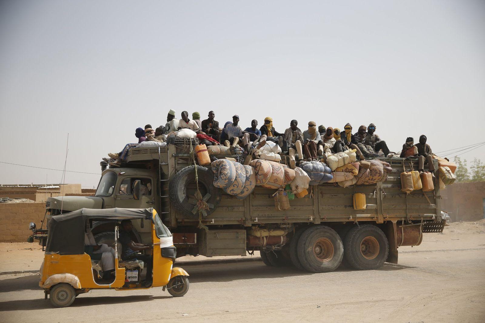 Flüchtlinge BiGa/