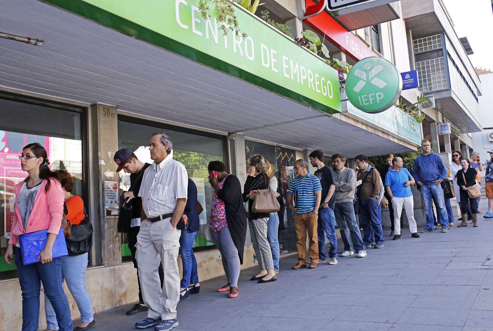 Portugal / Arbeitslosigkeit / Arbeitslos / Konjunktur
