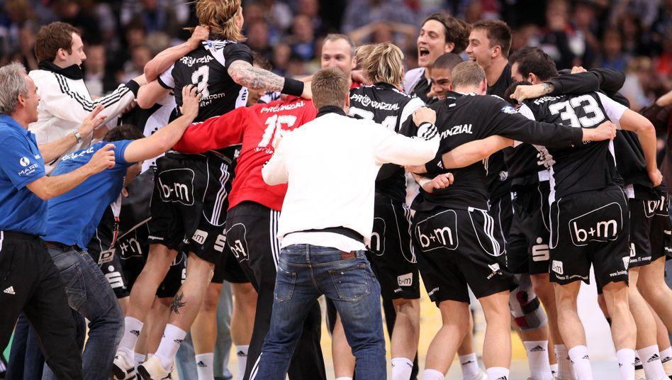 Kieler Handballer: Die nächste Meisterschaft ist so gut wie sicher
