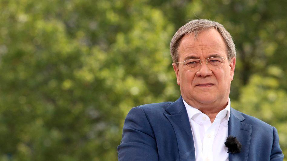 Unionskanzlerkandidat Armin Laschet