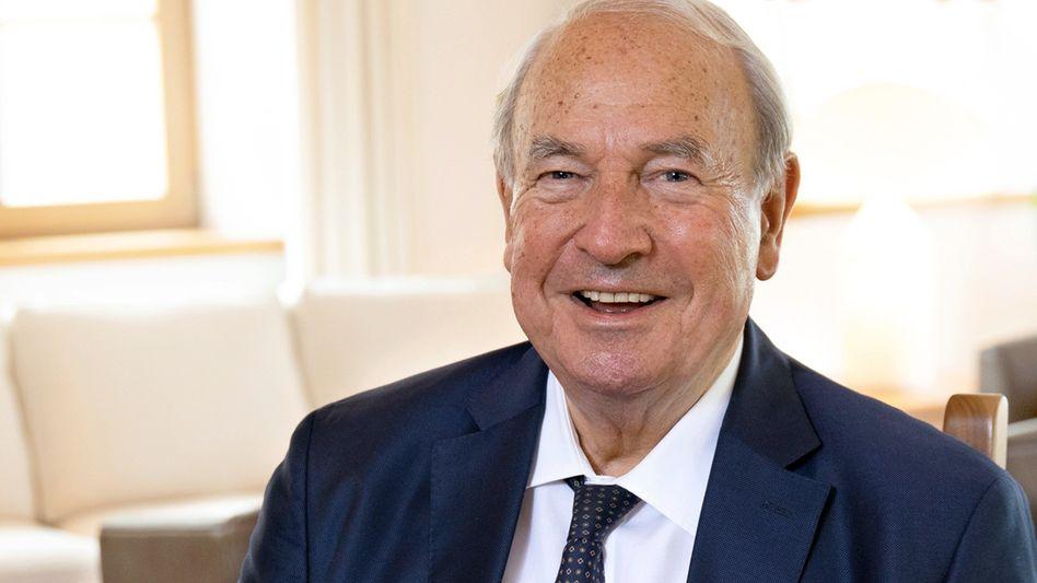 Heinz Hermann Thiele, größter Aktionär der Lufthansa