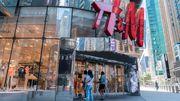 H&M rutscht tief in die roten Zahlen