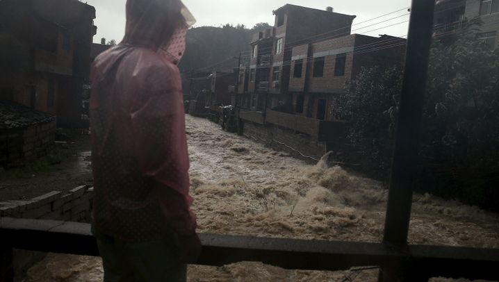 "Taifun in China: ""Soudelor"" fordert mehrere Todesopfer"