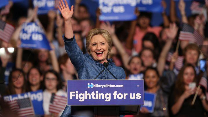 US-Vorwahlen: Die Sieger, die Verlierer