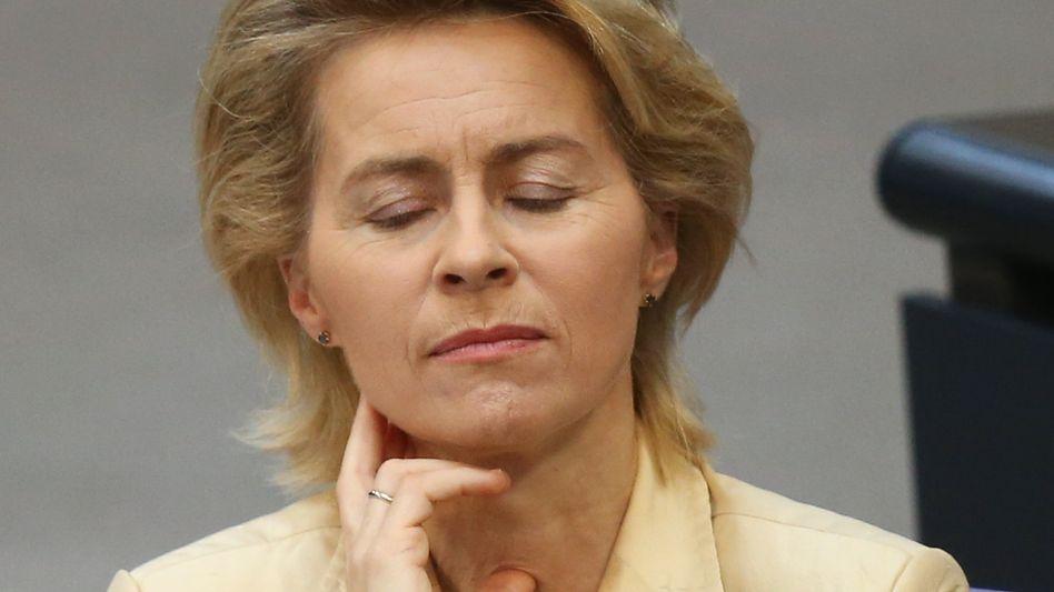 """Quotenkämpferin von der Leyen: Gegen die """"Legendenbildung"""""""