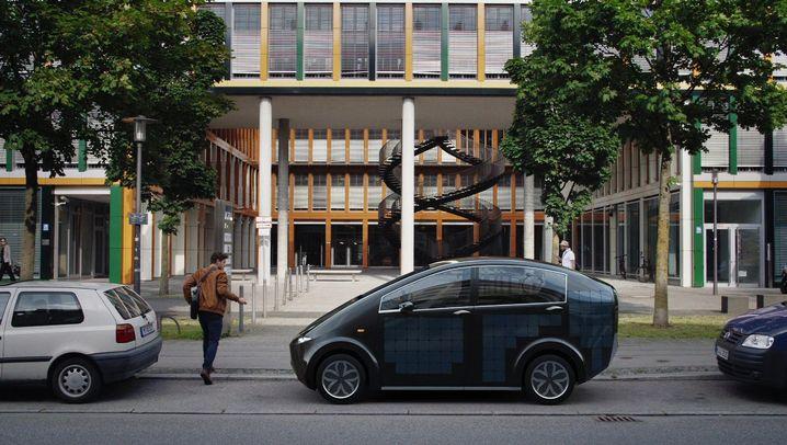 E-Mobil Sion von Sono Motors: Das Schönwetter-Elektroauto