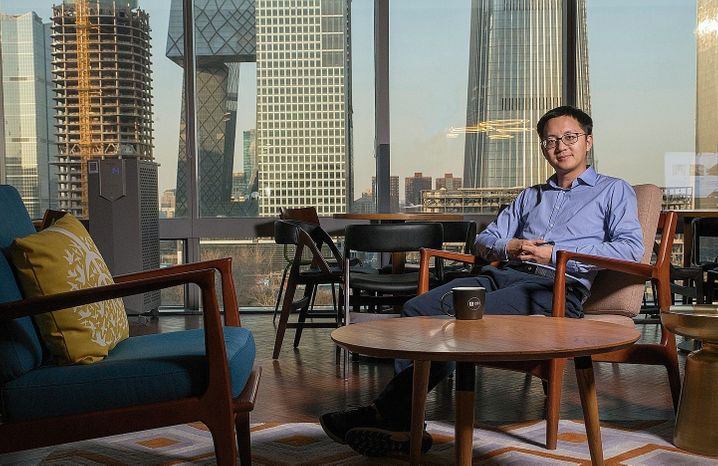 """Startup founder Liu in 2018: """"Anything but a Mercedes."""""""