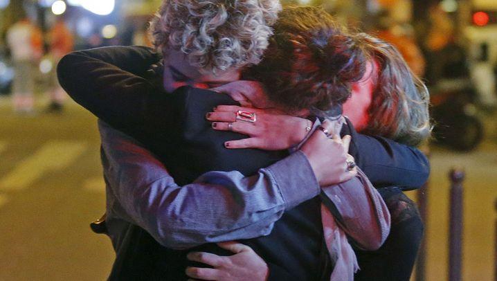 Fotostrecke: Paris nach den Terroranschlägen