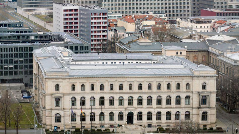 Verkehrsministerium in Berlin: Ermittlungen gegen unbekannt