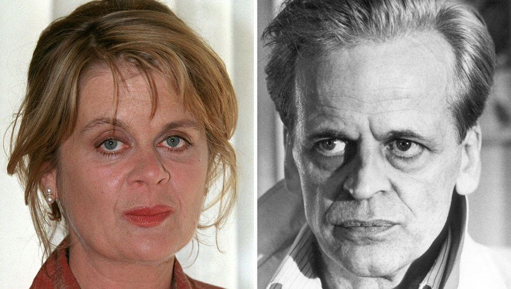 """Klaus und Pola Kinski: """"Andere nie respektiert"""""""