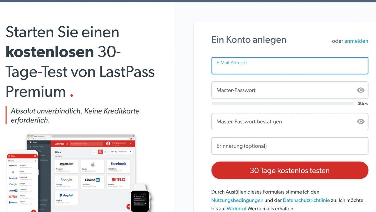 LastPass: Millionenfach genutzter Passwortmanager ändert sein Preismodell radikal - DER SPIEGEL