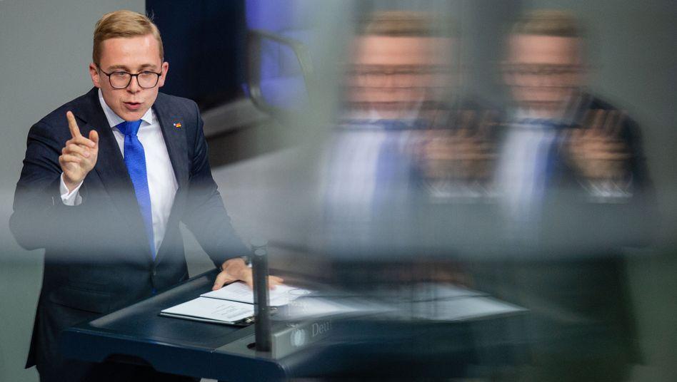 """CDU-Politiker Amthor: """"Zum Wohle der Partei"""""""